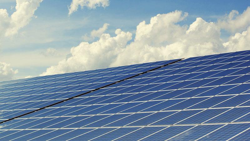 Bild als Platzhalter: Solarenergie